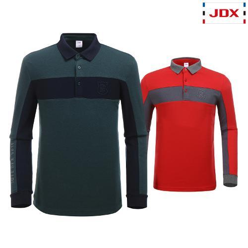 JDX 남성 레이온 요꼬카라 티셔츠 2종 택1 X2QWTLM03