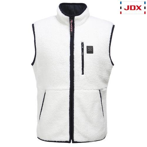 JDX 남성 플리스 패딩 베스트 X3QWWVM01OW