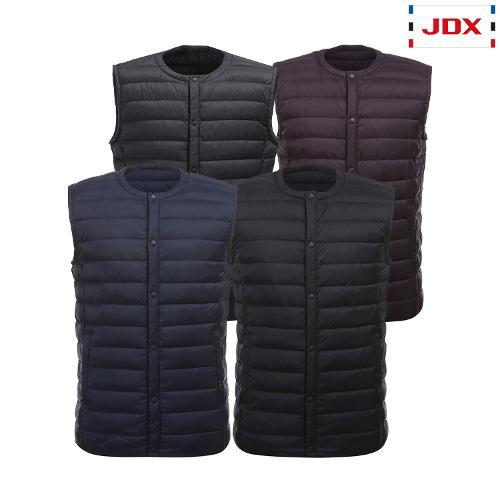 JDX 남성 내피솔리드베스트 4종 택1 X2QWWVM41