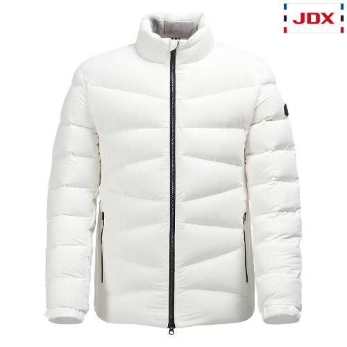 JDX 남성 축열안감 우븐 스윙 중량 다운 X1QWWDM01WH