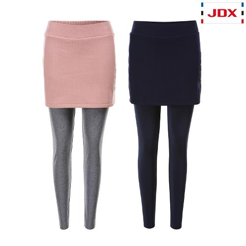 JDX 여성 밍크본딩 치마 레깅스 2종 택1 X3QWPBW53